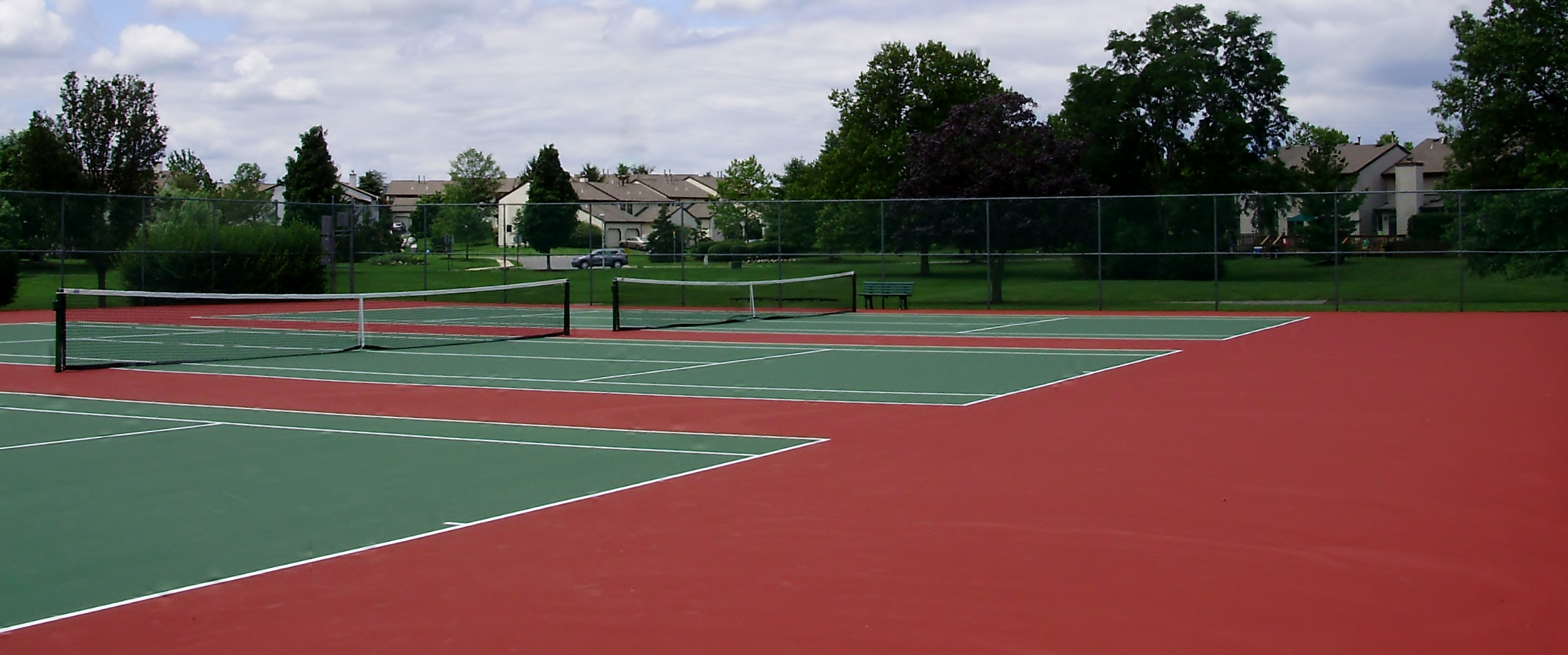 Sun Ridge Tennis Courts